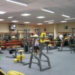 Urządzenia di siłowni sportowej